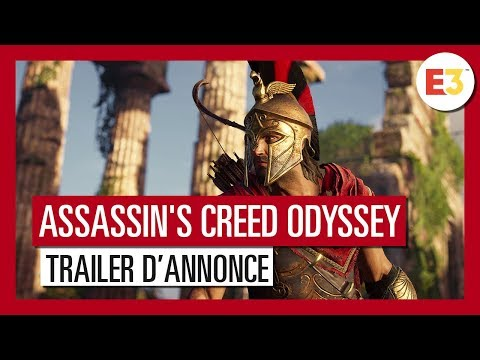 Assassin's Creed Odyssey - Trailer d'annonce - E3 2018 - VOSTFR HD