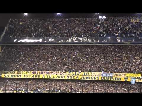 Boca Corinthians Lib13 / Hoy te vinimo' a ver - La 12 - Boca Juniors