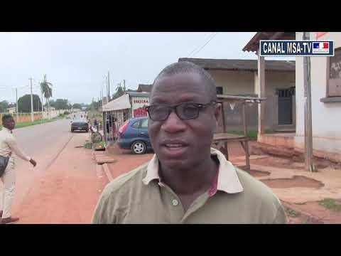 COTE D'IVOIRE: SPOT PAYOPA 1annonce de la présence du Sous-Préfet de Gagnoa au Festival Payopa