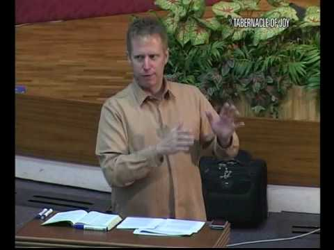Holiness 1- Raymond Woodward Part 16 of 17