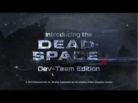 Dead Space 3 Gets Dev-Team Edition, Extra Physical and Digital Content