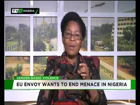 EU envoy wants to end gender-based violence in Nigeria
