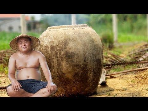 Thịt Bê Nướng Lu Lọc Mắm Từ Thời Ông Nội Để Lại | Sơn Dược Vlogs #97 - Thời lượng: 14 phút.