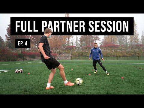 Position Specific Partner Training - Offseason Ep. 4