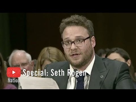 Seth Rogen Isn't Joking Around | YouTube Nation | SPECIAL