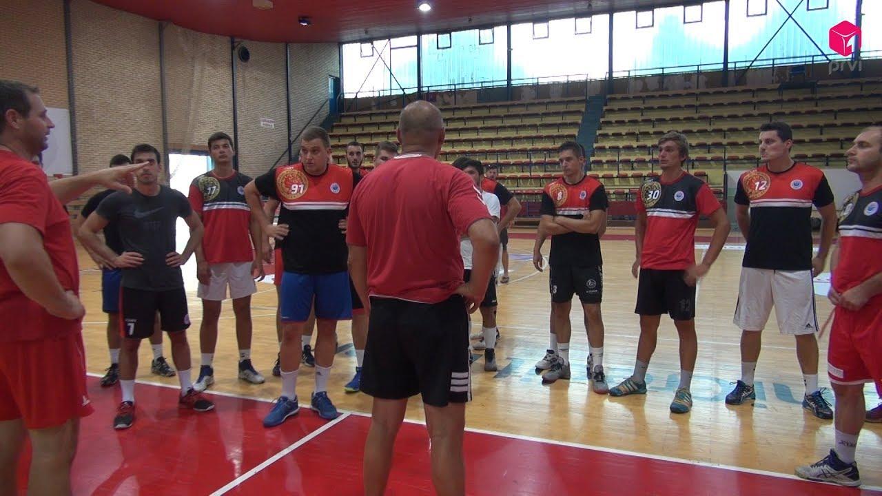 Trener Medić od ove sezone očekuje još bolje rezultate od svoje ekipe