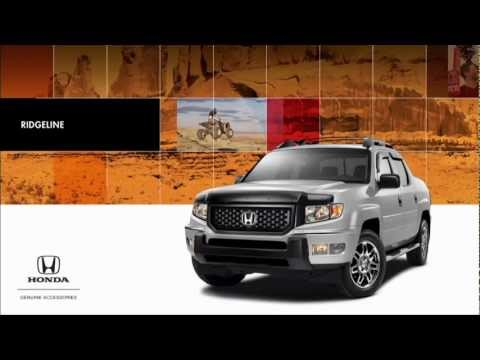 2013 Honda Ridgeline Intro Car Outro Jay Wolfe Honda Kansas City 64114.mp4