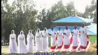 Ethiopian Orthodox Mezmur In Afaan Oromo - Waldaa Qulqullootaa - Ergamaa Gabreelii
