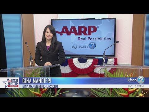 KHON2 and AARP Hawaii host Democratic governor candidates debate