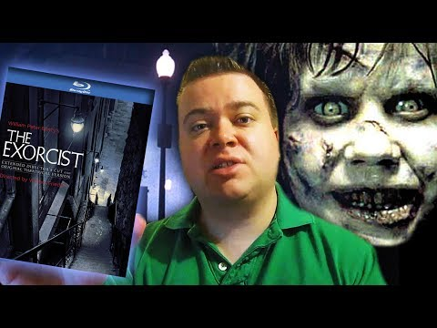 The Exorcist Blu-Ray 40th Anniversary Edition Unboxing Review