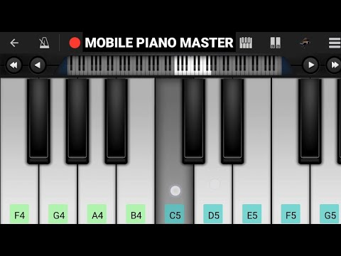 Video Tere Mast Mast Do Nain Piano|Piano Keyboard|Piano Lessons|Piano Music|learn piano Online|Piano App download in MP3, 3GP, MP4, WEBM, AVI, FLV January 2017