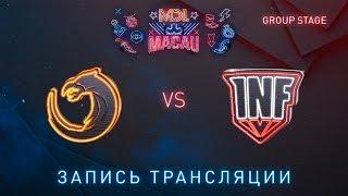 TNC vs Infamous, MDL Macau [Lum1Sit, Inmate]