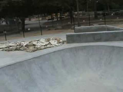 New San Jose Roosevelt Skate Park