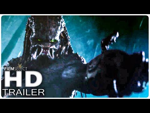 THE PREDATOR Final Trailer (2018)
