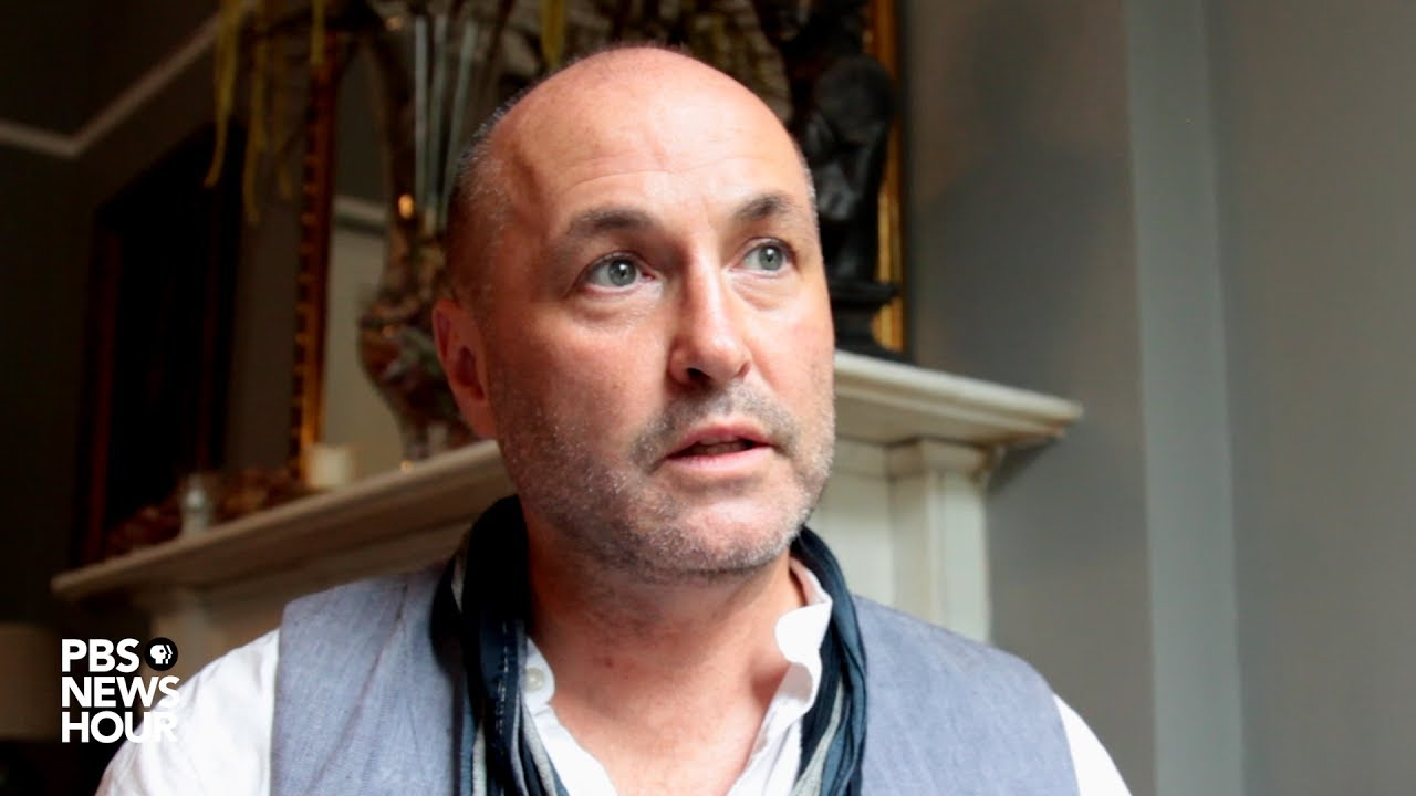 Author Colum McCann: Stories Can Be 'Muscular'