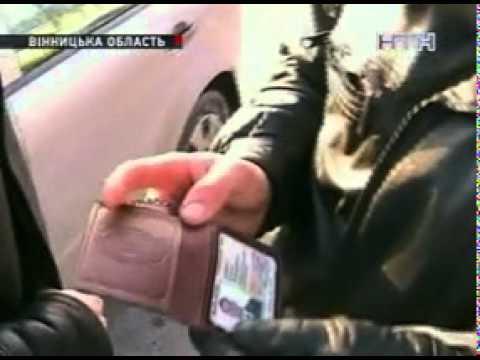 Кобра отмывает преступления на ТВ. НТН 12.03.12