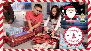 OPENING CHRISTMAS PRESENTS 2016! - December 25, 2016