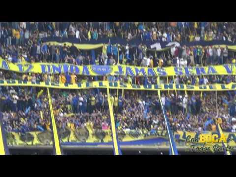 Boca mi buen amigo - Señores dejo todo / BOCA-BELGRANO 2016 - La 12 - Boca Juniors