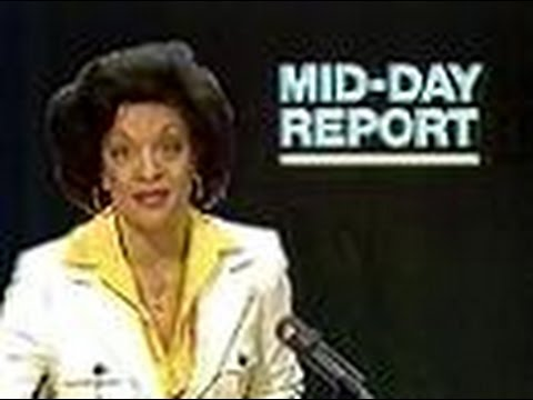 WGN Channel 9 - Mid-Day Report With Merri Dee (1980)