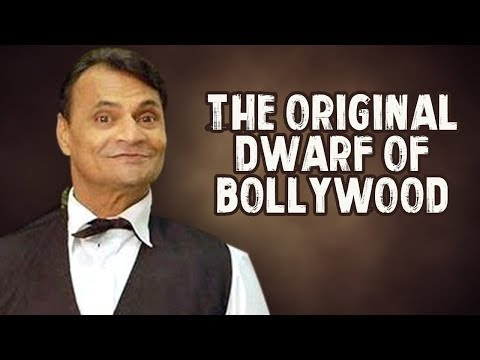 The Original Dwarf Of Bollywood - Lilliput (M.M. Faruqui)