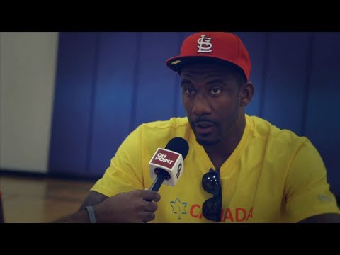 Amar'e Is Real – Amar'e Stoudemire Assistant Coach (Maccabi Canada Basketball Team)