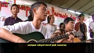 Video [LAGI] Pengamen Kreatif Suara Emas Sindir Pemerintah Jokowi MP3, 3GP, MP4, WEBM, AVI, FLV Juni 2018