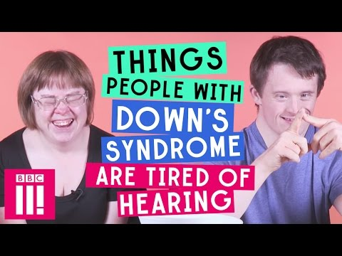 Down Tv: Things People With Down