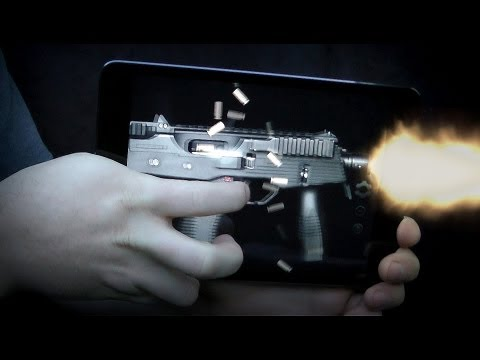 Video of Weaphones™ Firearms Sim Vol 1