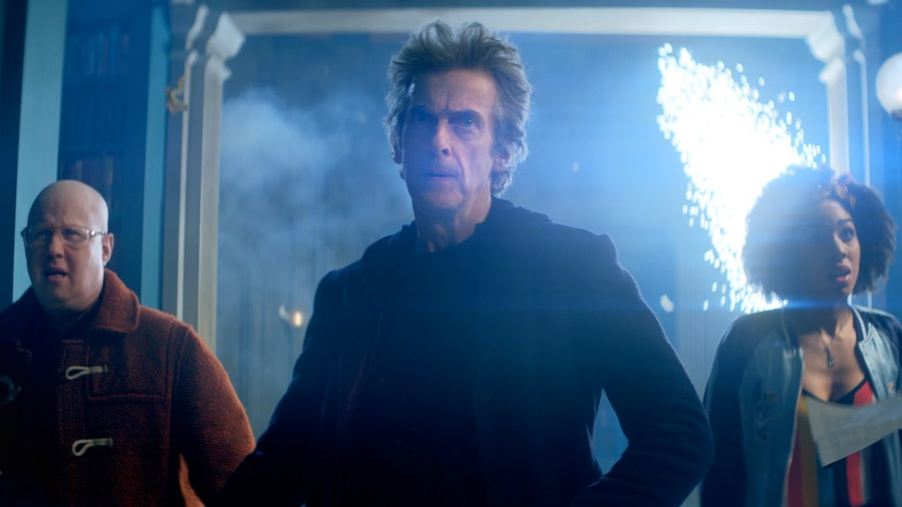 Doctor Who Series 10 Teaser is here!