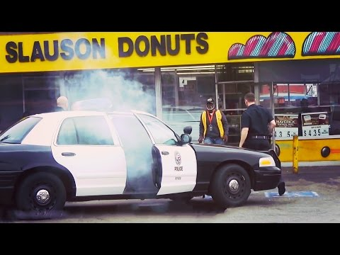 Police Hotbox Prank is the Dopest Thing You'll See All Day.