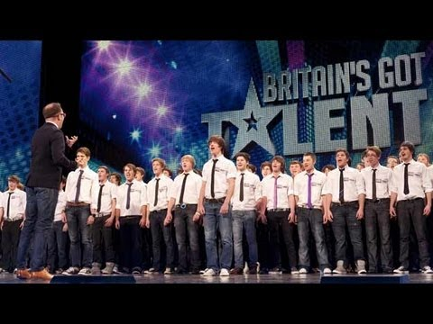 Choir - Watch Welsh choir Only Boys Aloud's awesome Britain's Got Talent audition in full! All 133 members of Only Boys Aloud sang their hearts out to impress Britain's Got Talent judges Simon Cowell,...
