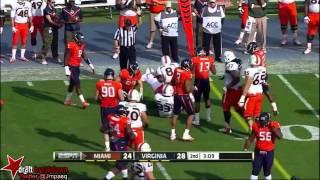 Stephen Morris vs Virginia (2012)