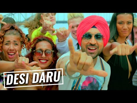 Video Desi Daru | Sardaarji 2 | Diljit Dosanjh, Sonam Bajwa, Monica Gill | Releasing on 24th June download in MP3, 3GP, MP4, WEBM, AVI, FLV January 2017