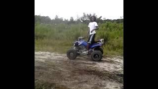 10. 2011 Honda trx250x & 2008 Yamaha raptor 250