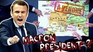 Video Macron Président : Quel avenir pour la France ? Solution du désespoir. MP3, 3GP, MP4, WEBM, AVI, FLV Juni 2017