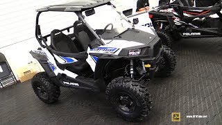 6. 2018 Polaris RZR S 900 Side by Side - Walkaround - 2017 Drummondville ATV Show