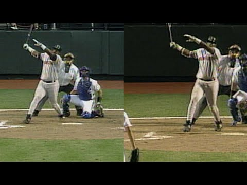 Video: BOS@KC: Vaughn hits his 22nd, 23rd homers of 1995