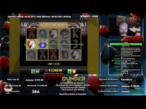 MASSIVE WIN!!! MAGIC MIRROR DELUXE 2 GIVES COUPLE RETRIGGERS!!!