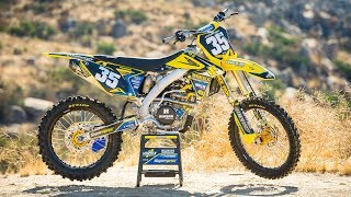 4. Garage Build: 2018 Suzuki RM-Z250
