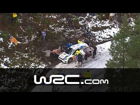 WRC Monte Carlo - Stages 9-11