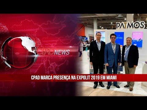 Boletim Semanal de Notícias CPAD News 141