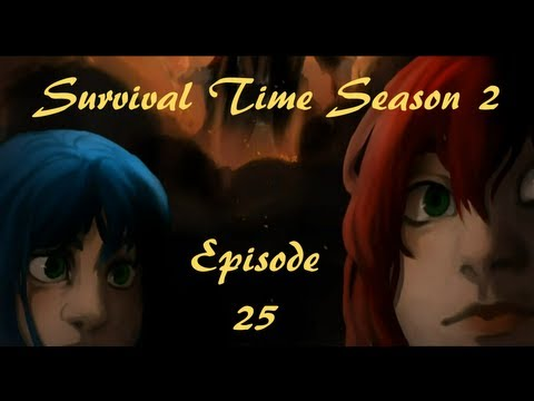 """Survival Time! Season 2 - Ep. 25 - """"We have suitably desicrated this area."""""""
