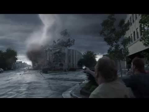 Into The Storm (2014) Behind The Scenes Clip [HD]