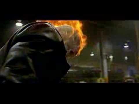 New Ghost Rider trailer