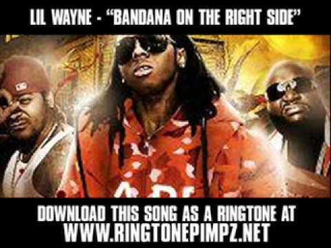 Lil Wayne feat. Nu Jerzey Devil - Bandana on the Right Side [Video + Download] (видео)