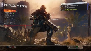 Call of duty black ops 3 channel. Regular people ,amazing videos,tips for classes CvsC.