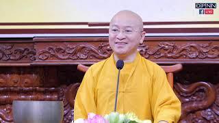 TRỰC TIẾP: Cách tiếp cận Phật giáo đối với giáo dục toàn cầu về đạo đức  với TT. THÍCH NHẬT TỪ
