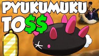 NEW Pokemon Sun and Moon Gameplay - MAKE MONEY CHUCKING PYUKUMUKU! by Verlisify