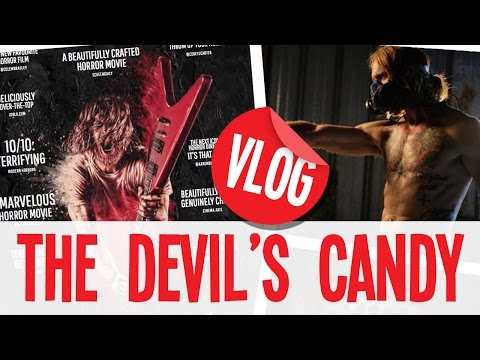THE DEVIL'S CANDY - (NIFFF 2016 Vlog) #1