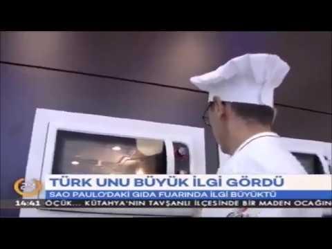 Türk unu (Turkish Flour) Şef Emin AYDEMIR - Tüm pasder